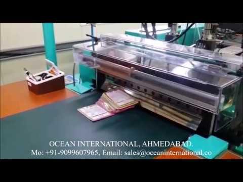 Side Seal Bag Making Machine