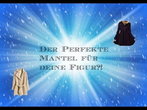 Der perfekte Mantel für deine Figur?!