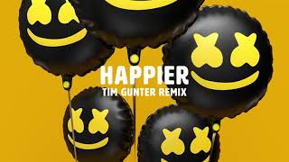 Marshmello ft. Bastille - Happier (Tim Gunter Remix)