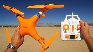 Syma X8C Venture: Budget Phantom Clone Drone