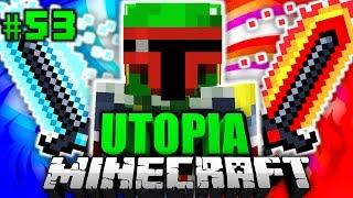 BLOCKY Wurde ENTFÜHRT Minecraft Utopia DeutschHD Most - Minecraft utopia spielen