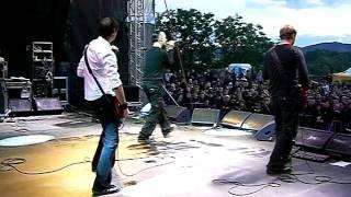 Zeraphine - Die Macht in dir (live @ Castle Party 2011)
