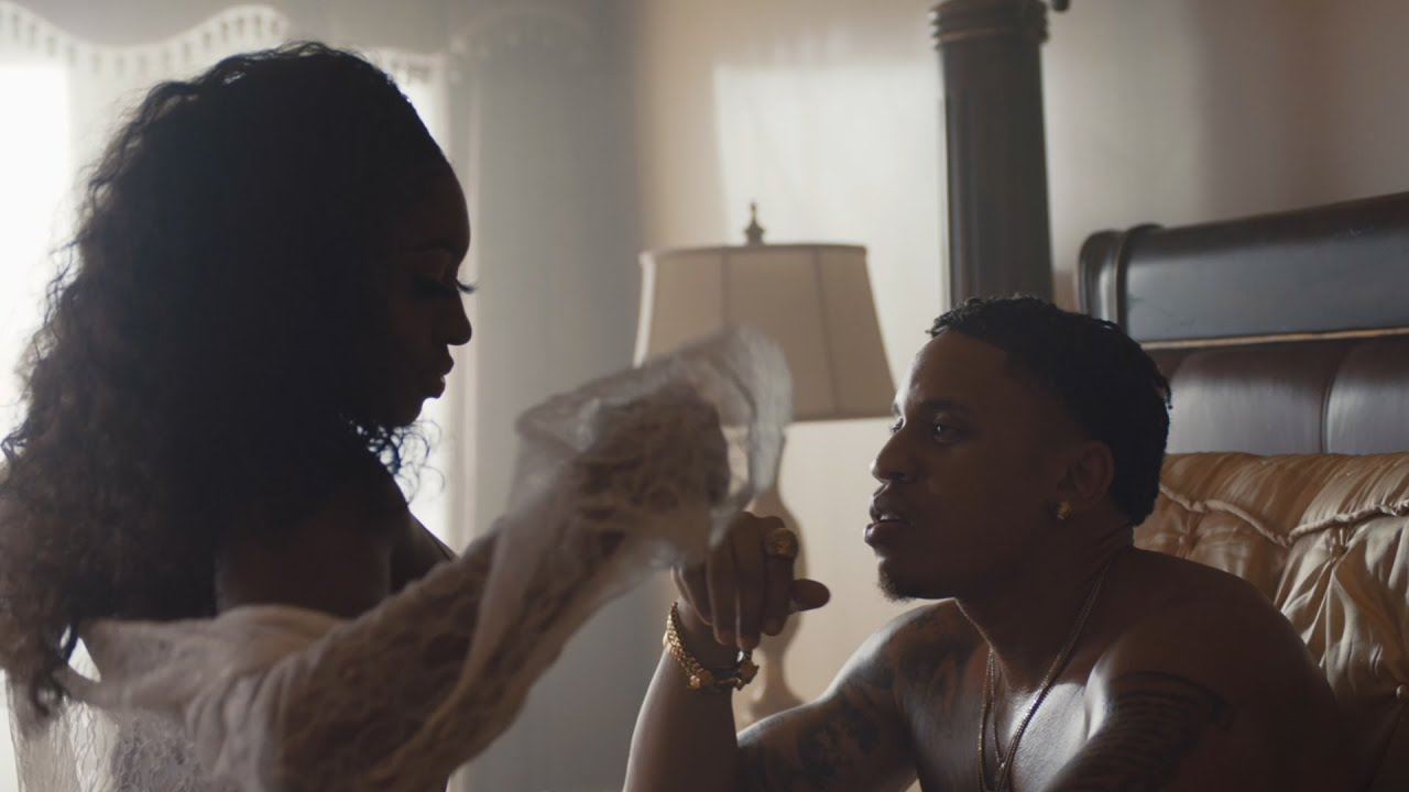 Rotimi - In My Bed Ft. Wale (Official Music Video)