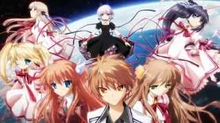 Rewrite VN Opening 2 [60FPS] [ENG SUB]