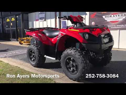 2021 Kawasaki Brute Force 750 4x4i in Greenville, North Carolina - Video 1