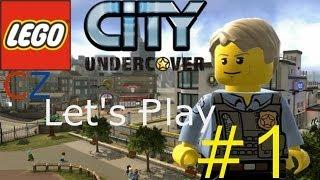 CZ Let's Play Lego City Undercover #1 - Kostičky, kam se podíváš