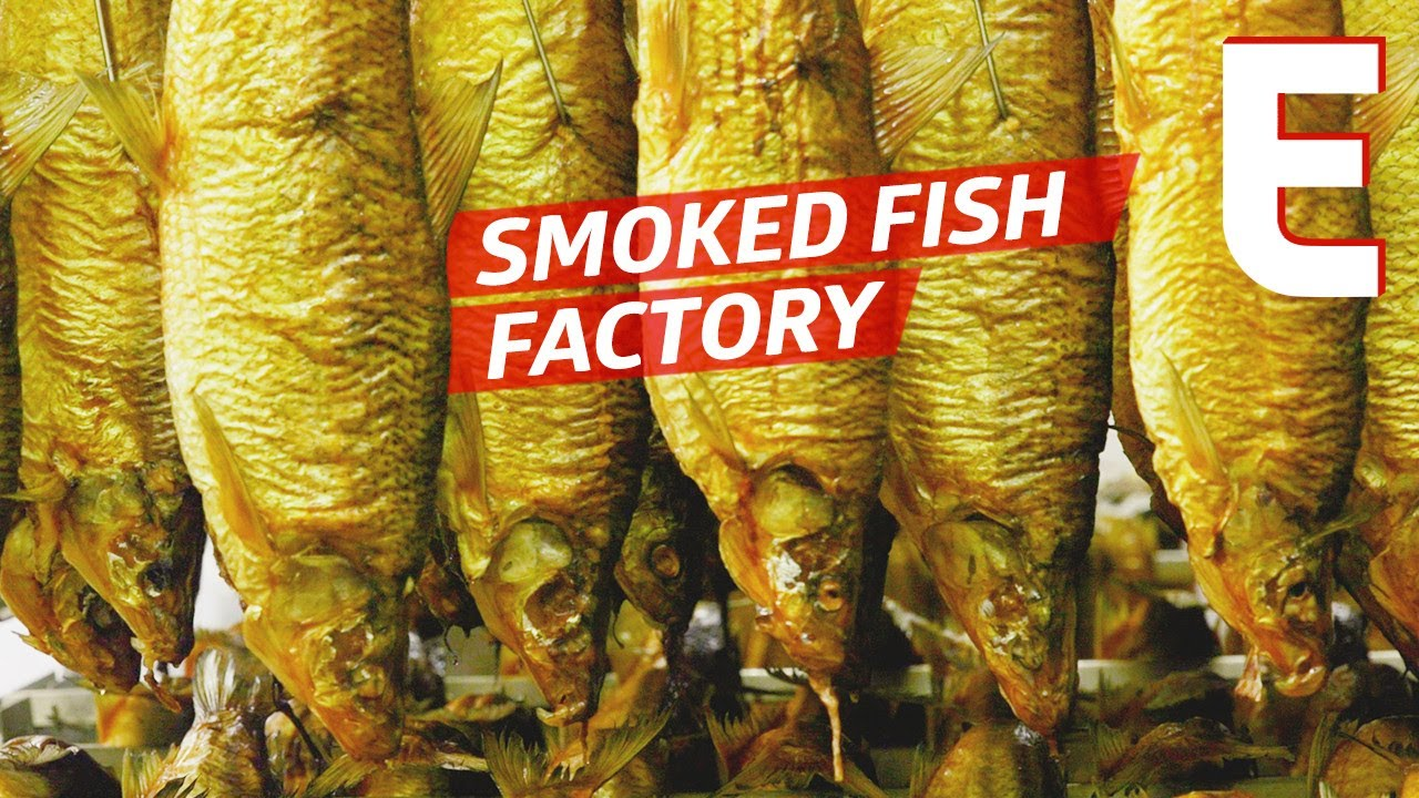 How Smoked Whitefish is Made At This New York Institution — The Process thumbnail