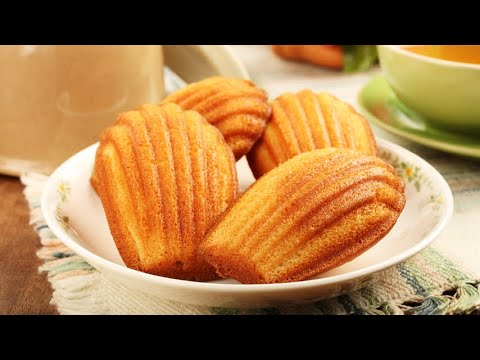 How to Make Vegan Madeleines