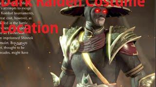 Mortal Kombat X - Dark Raiden Costume Location