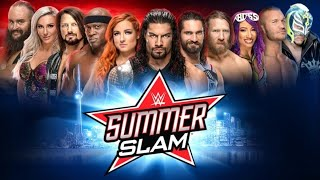 WWE SummerSlam 2019 Predictions