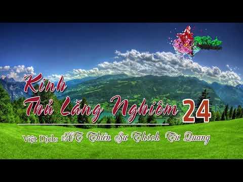 Kinh Thủ Lăng Nghiêm -24