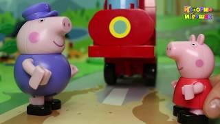Видео для детей с игрушками на русском все серии подряд без остановки