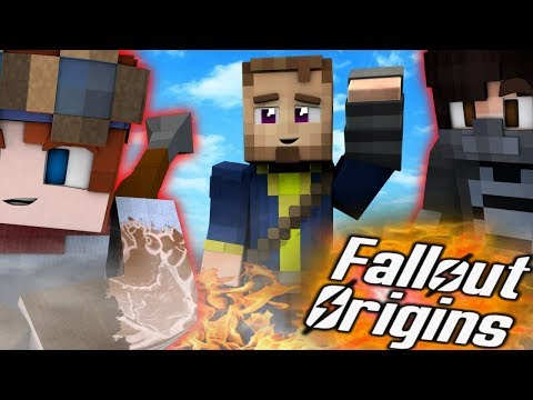 Download THEY DON'T LIKE ME! Minecraft FALLOUT ORIGINS #11 ( Minecraft Roleplay SMP ) HD Mp4 3GP Video and MP3