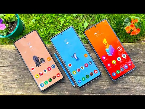 External Review Video 3DkPqw1CmCs for Samsung Galaxy A71 5G Smartphone