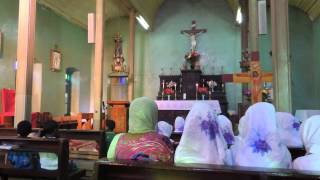 Ethiopia - Harrar - Catholic Church Service