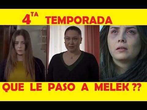 ELIF - Que le paso a melek y que tiene en la 4ta temporada