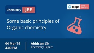 LiveClasses: Chemistry | Some Basic Principles Of Organic Chemistry