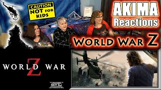 World War Z | AKIMA Reactions