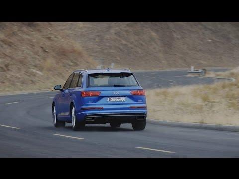 Audi Q7 (2015) - Trailer