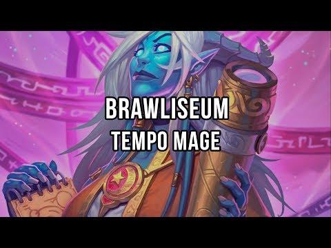 Standard Brawliseum - Tempo Mage