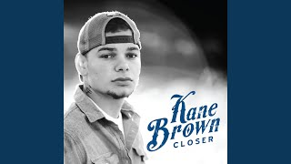Kane Brown Forgetting Is The Hardest Part