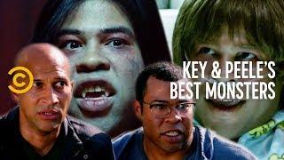 Key & Peele's Best Monsters & Ghouls