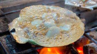 Japanese Street Food: Giant Scallops