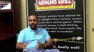 Why Genghis Grill Loves Working With Raze Media