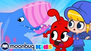 Earthshark becomes a Father! | Full Episodes | Cartoons for Kids | Mila and Morphle | Morphle TV