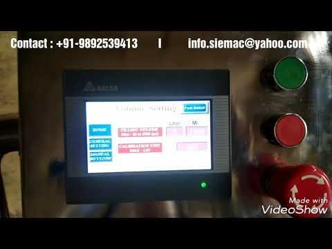 Semi Automatic Liquid Filling Machines