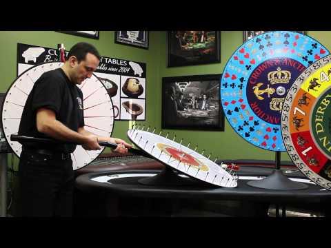 Giant Prize Wheel | Big Prize Wheel