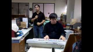 "CHRISTIAN BAUTISTA "" ARAW, ULAP,LANGIT (cover by Gear Avenger & Drin Martin Rivera)"