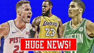 LEBRONS LAKERS ARE BEING UNDERRATED! TATUM BETTER THAN GRIFFIN?! PLAYERS TOO POWERFUL! | NBA NEWS