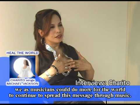 "CHARITO ""HEAL THE WORLD"" PV"