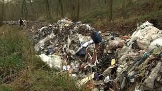 Is official policy encouraging fly-tipping?