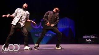 Les Twins    World of Dance лучшее выступление