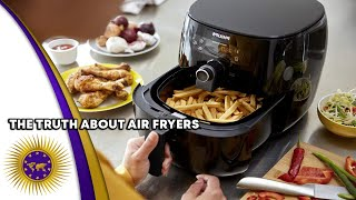 Air Fryers Are NOT Healthy!