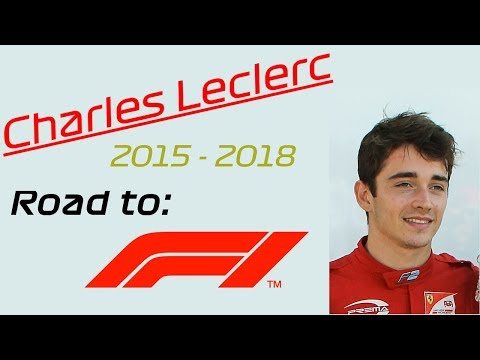 The Story Of Charles Leclerc [Remastered]
