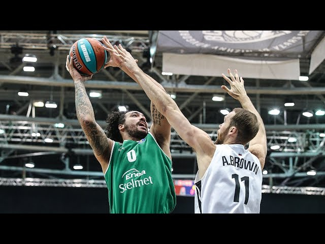 Nizhny Novgorod vs Stelmet Zielona Gora Highlights November, 16 | Season 2019-20