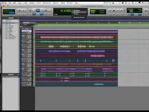 Pro Tools tutorial: Export Audio