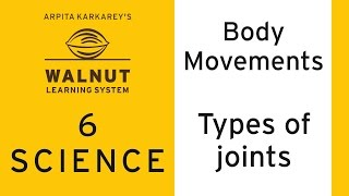CH05-MOVEMENT IN ANIMALS-PART07-JOINTS AND TYPES03