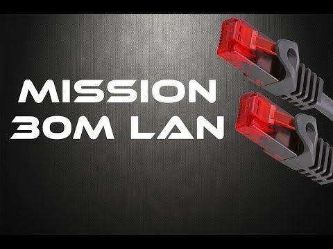 TsFiGamInG - Mission : 30m Lan-Kabel verlegen Praxis [German] [Facecam [HD]