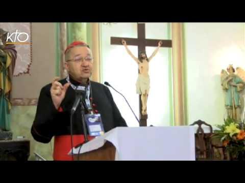 Catéchèse du cardinal André Vingt-Trois : Allez, soyez des missionnaires !