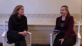 Intervju med Charlotta Smeds