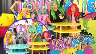 Fanklub Lollipopz | Natáčecí den s VIP členkami