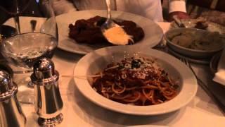 Dining on Oceania's Riviera