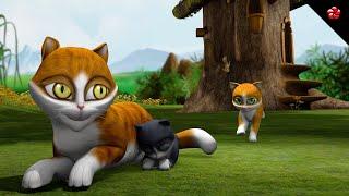 Kuttikurumbi ★New Malayalam Kid's nursery song from Kathu 4