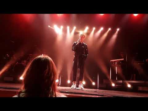 Benjamin Ingrosso och Felix Sandman -  Karlstad 07.10.2018