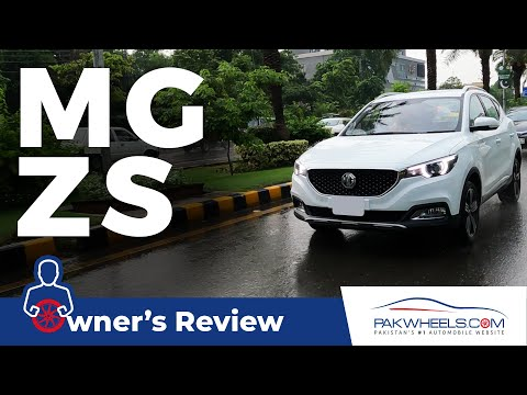 MG ZS 2021 | Owner's Review | PakWheels