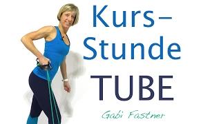 25 min. funktionelles Figurtraining mit dem Tube